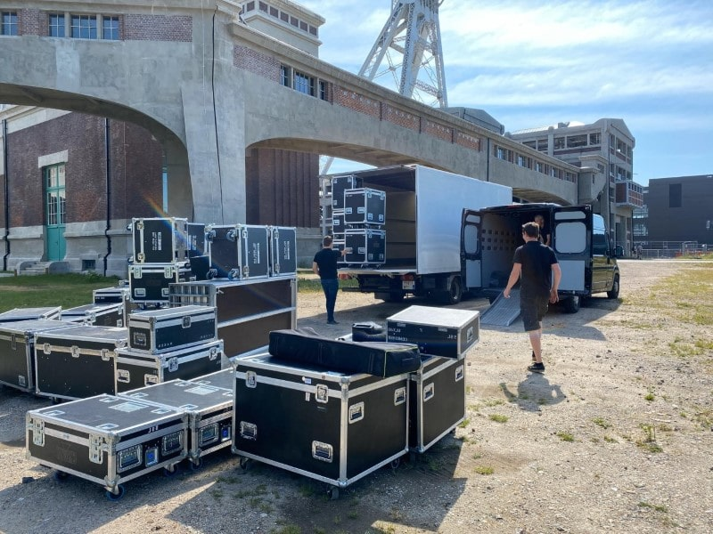 Rigging-flightcase-sslrent
